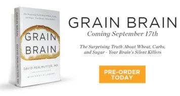 Grain Brain  –  Coming Sept. 17th