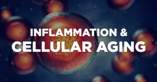 Inflammation and Cellular Aging