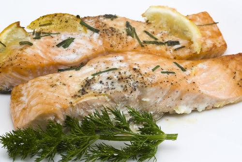 Chardonnay Baked Fish