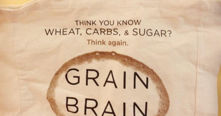 Free Grain Brain Tote!