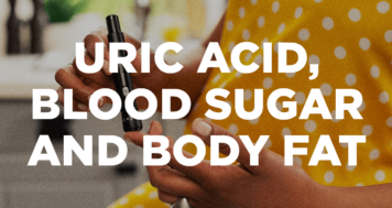 Uric Acid, Blood Sugar, and Body Fat